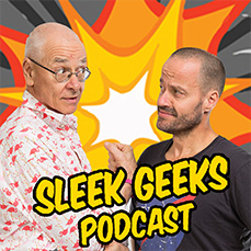 sleek geeks podcast