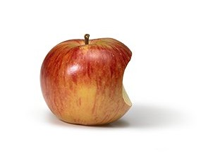 Alan Turing always ate an apple before going to bed, and would sometimes leave them half-eaten (Source: prill/iStockphoto)